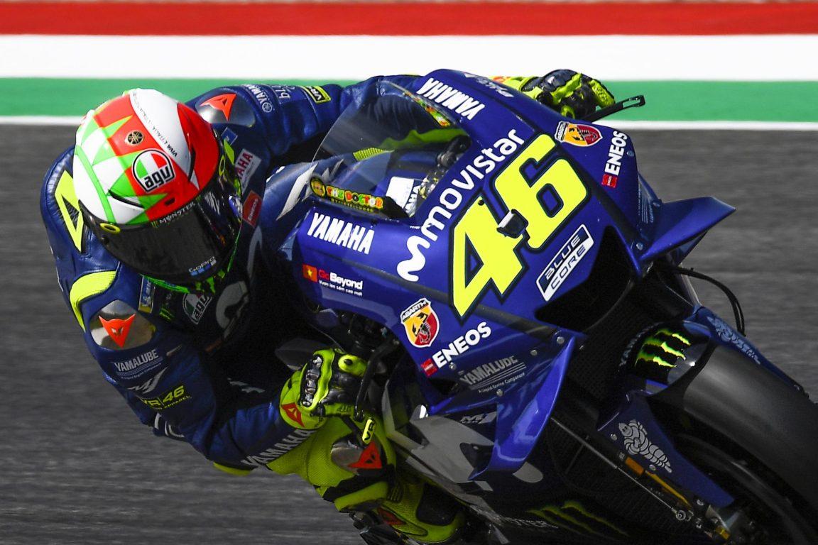 El Gran Premio de Italia fue para Lorenzo y Ducati