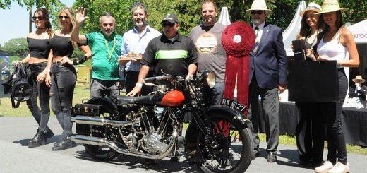 ganador moto