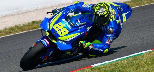 MotoGP: Iannone se va de Suzuki