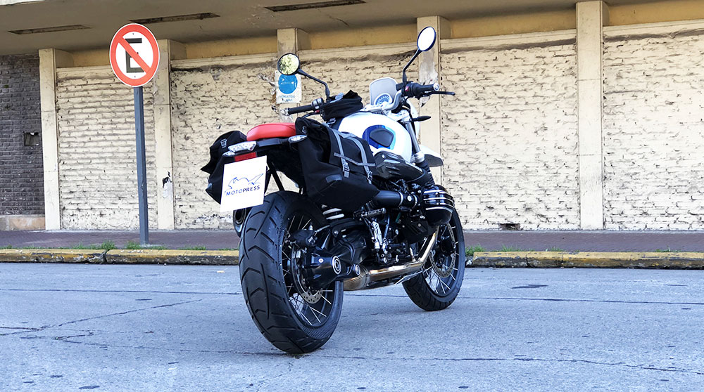 Test Ride BMW R Nine T Urban G/S