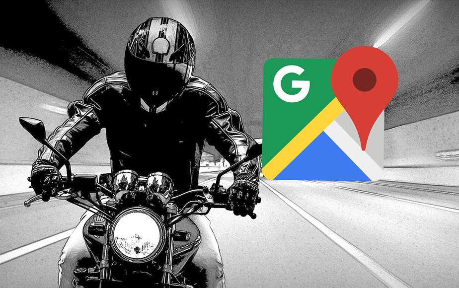 Google Maps versión para motos