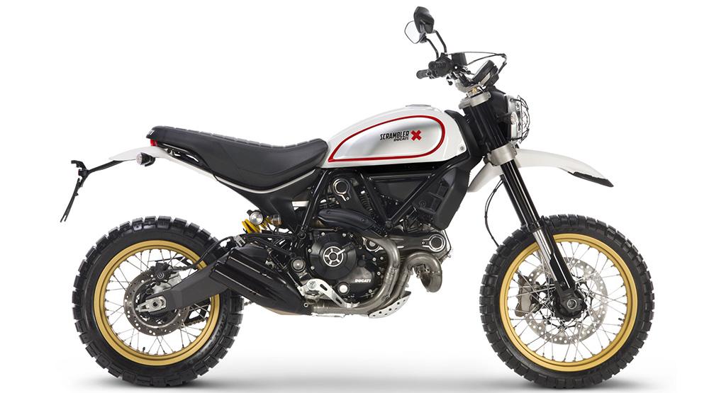 Rumores sobre una posible Ducati Desert Sled 1100