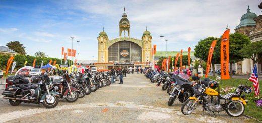 Harley-Davidson celebra sus 115 años en praga