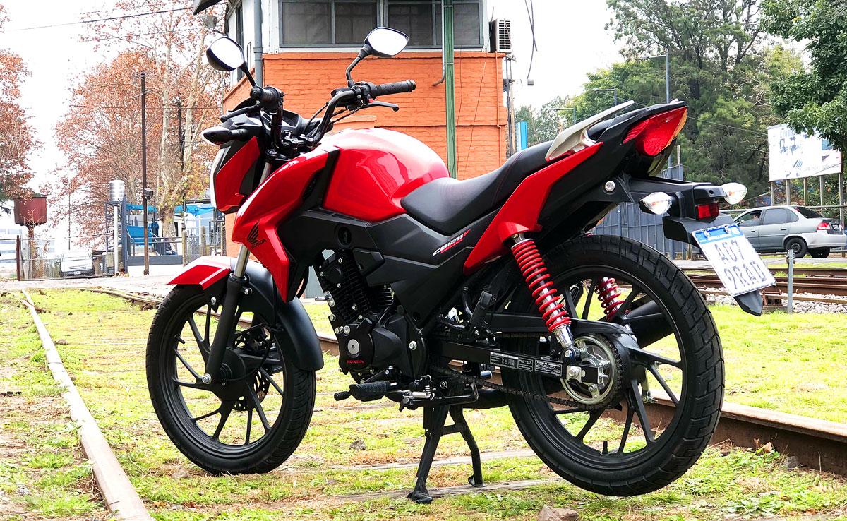 Test Ride Honda CB125F Twister