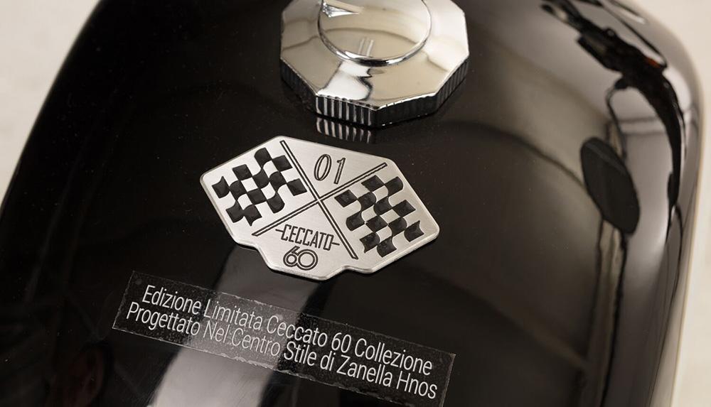 Nueva Zanella Ceccato 60 Collezione