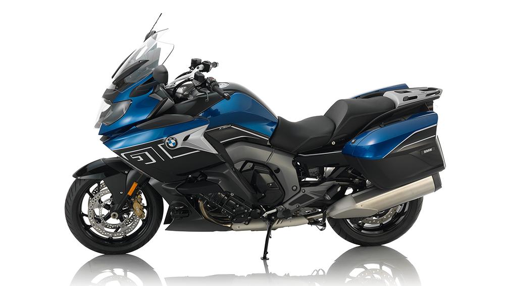 BMW Motorrad reveló su nueva gama K 1600 para 2019