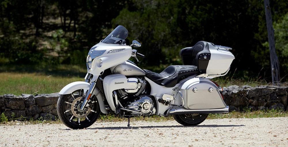 Nueva tecnología para los motores de Indian Motorcycles