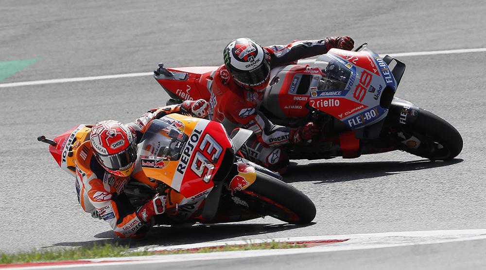 MotoGP: Jorge Lorenzo ganó en Austria
