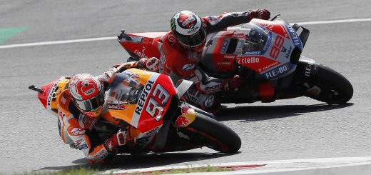 MotoGP Jorge Lorenzo ganó en Austria