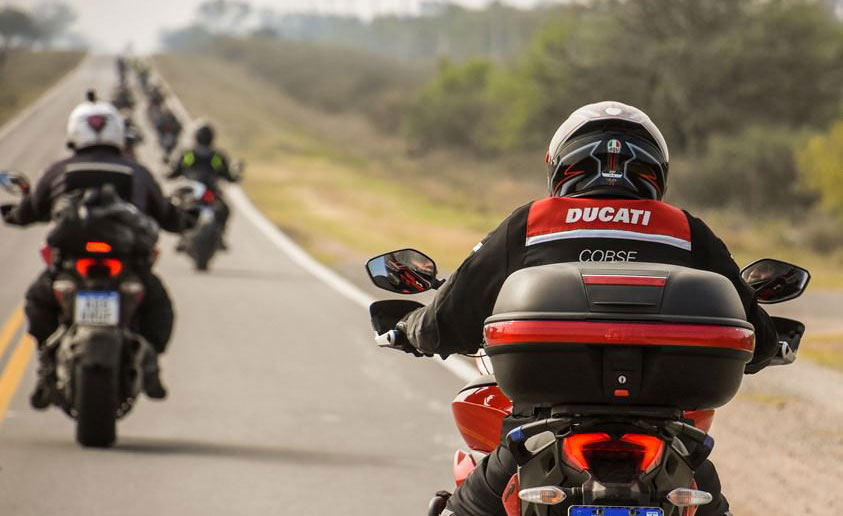 Tour + Training de Ducati en Córdoba