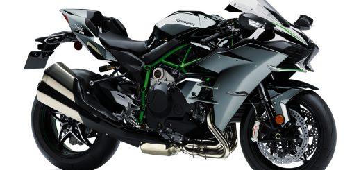 La Kawasaki Ninja H2 con 230 hp para el 2019
