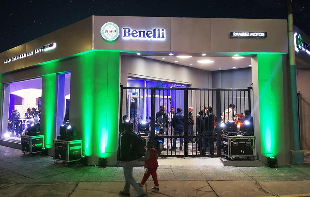 Nuevo Benelli Store en Tucumán