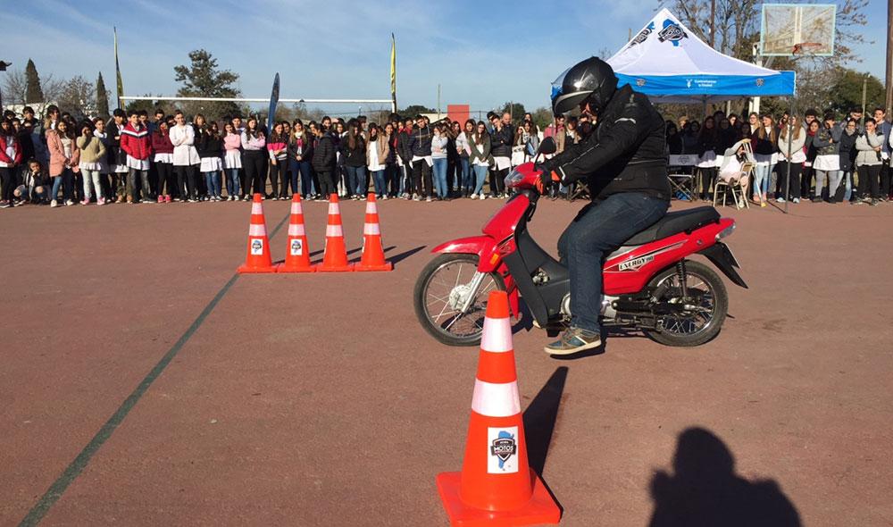 Nueva campaña de Acara Motos sobre Seguridad Vial en Santa Fe