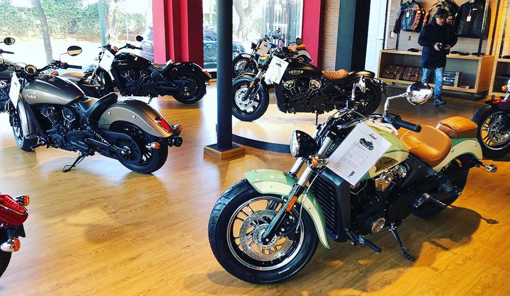 Precio y características de los modelos que Indian Motorcycle ya comercializa en Argentina