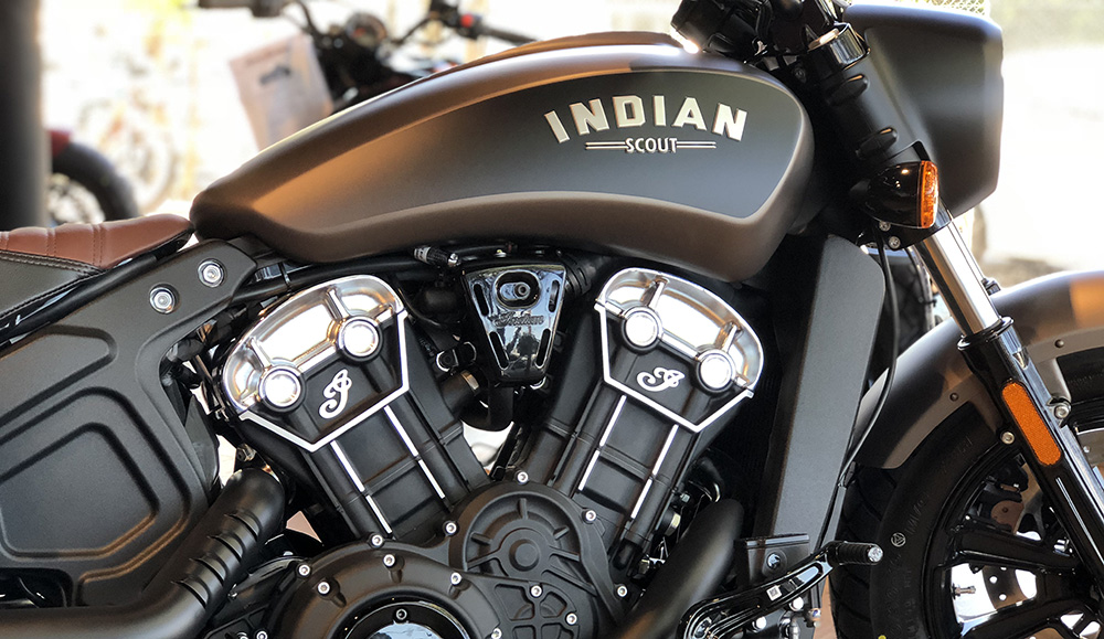Indian Motorcycles desembarca en Argentina