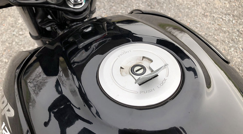 Test Ride Hero Ignitor 125 I3S