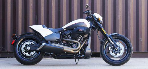 Harley-Davidson reveló su nueva FXDR114 para mercados internacionales