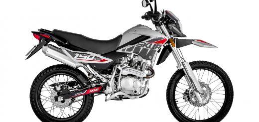 Motomel SKUA Silver Edition