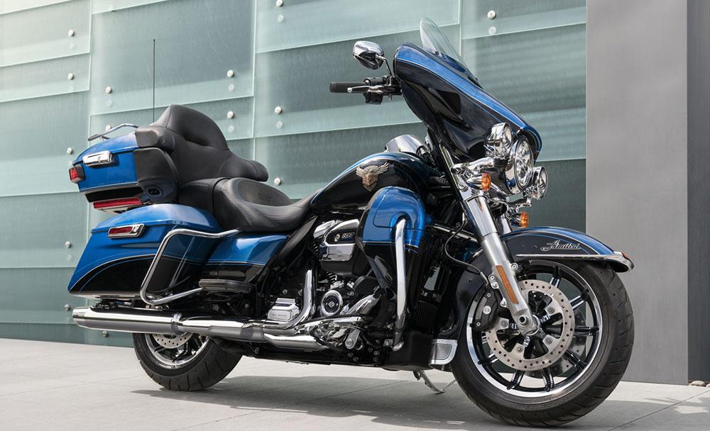 """La Harley-Davidson """"Ultra Limited 115º Aniversario"""" ya está disponible en Argentina a U$S 62.600"""