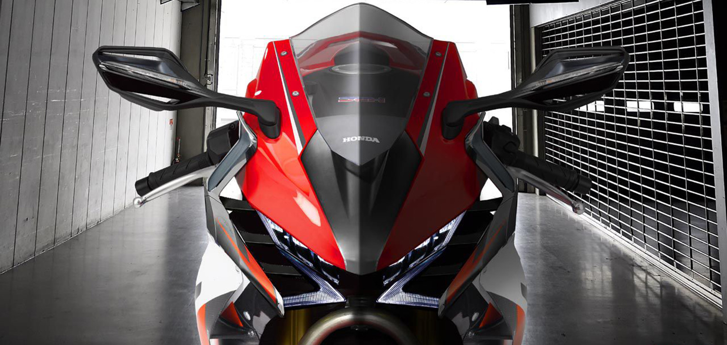 The Honda CBR1000RR Fireblade 2019 would have 215 hp