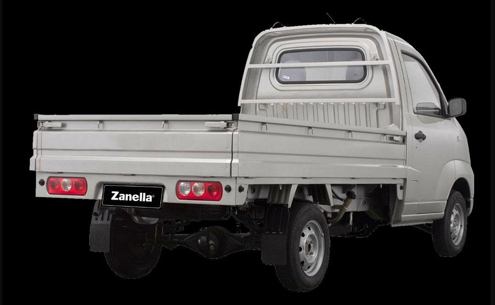 Zanella presenta en la nueva edición de Expo Transporte el Force Truck