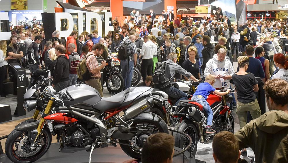 INTERMOT 2018: las 10 motos más esperadas del Salón de Colonia