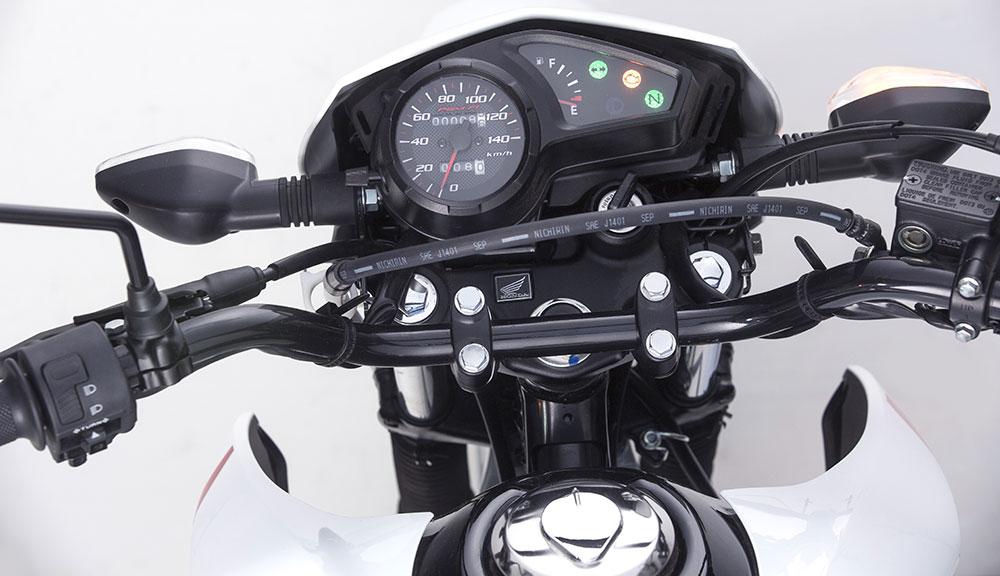 Se presentó la Honda XR 190L en Argentina