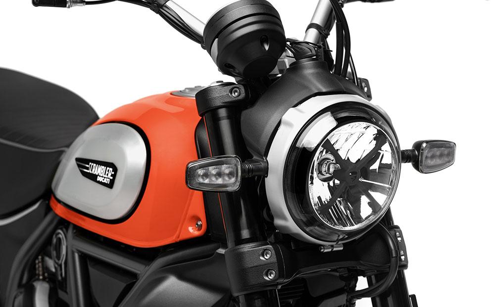 nueva Ducati Scrambler Icon
