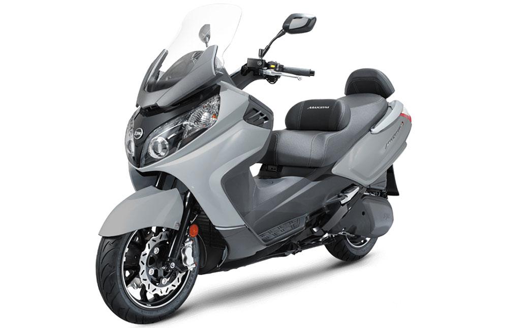 maxi Scooter Maxsym 600i