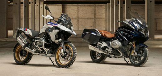 Nuevas BMW R 1250 GS y BMW R 1250 RT
