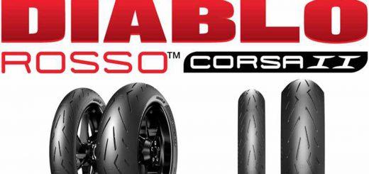 cubiertas Pirelli DIABLO ROSSO CORSA II