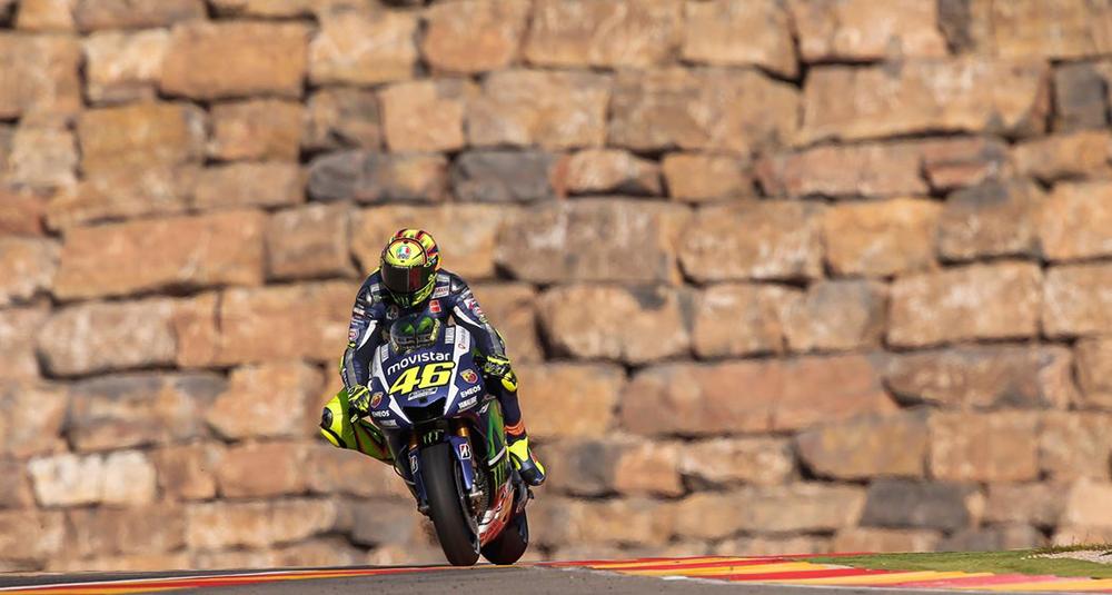 MotoGP: todo sobre el Gran Premio Movistar de Aragón