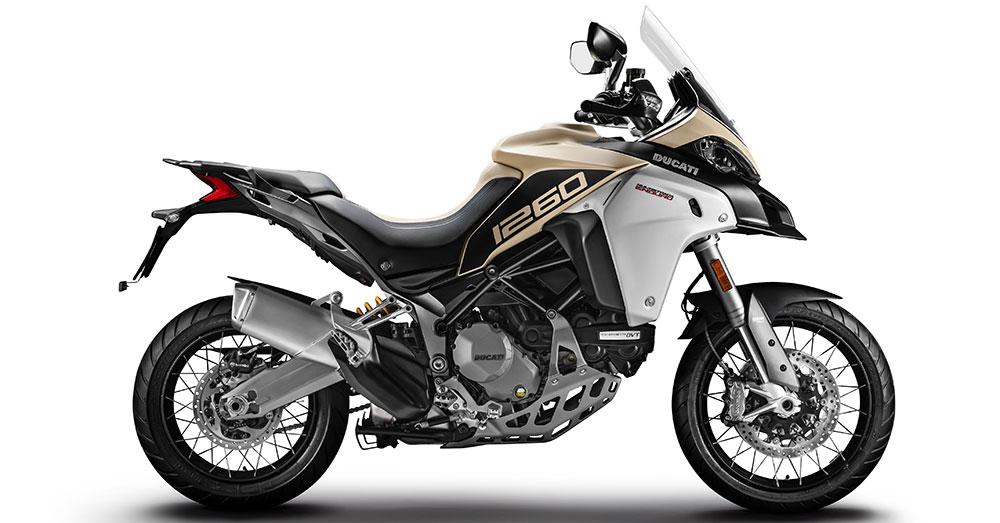 Ducati Multistrada 1260 Enduro 2019