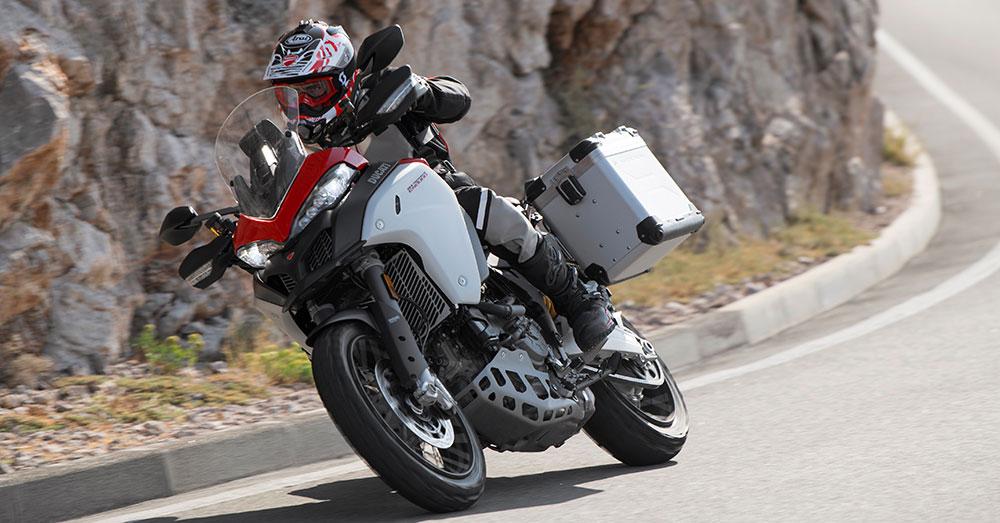 """Nueva Ducati Multistrada 1260 """"Enduro"""" para el 2019"""