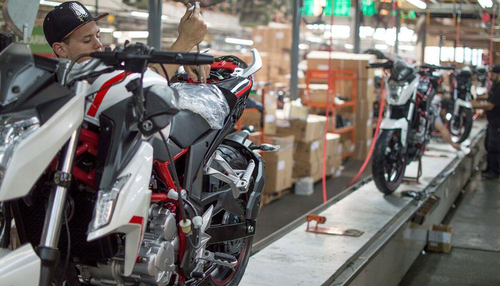 Zanella festeja sus 70 años con 2.400.000 motos fabricadas y novedades