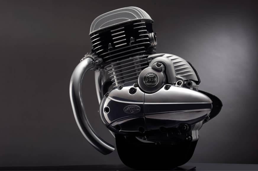Jawa estará de vuelta y revela un nuevo motor de 300 cc