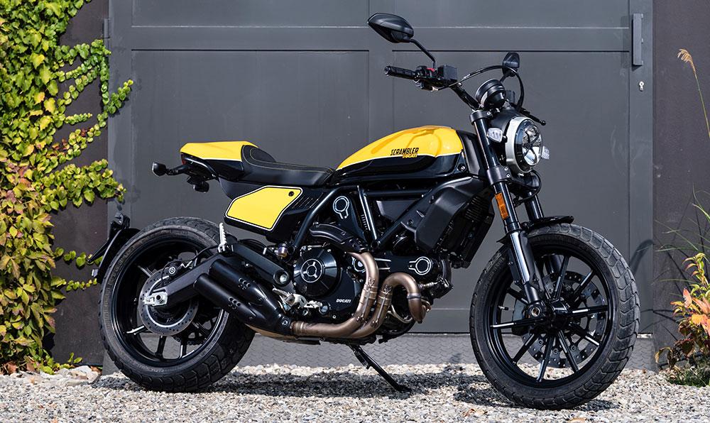 INTERMOT 2018 Ducati presentó 3 nuevas versiones de la Scrambler