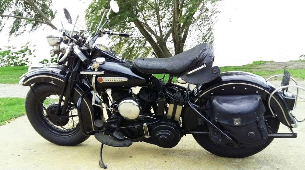 Harley-Davidson 1947