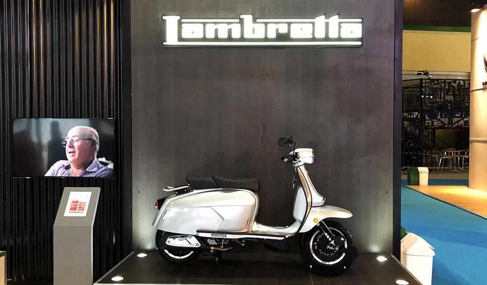 lambretta salon moto 2018