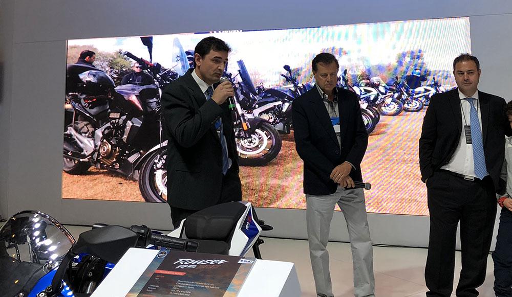 Bajaj en el Salón Moto 2018 con novedades para 2019