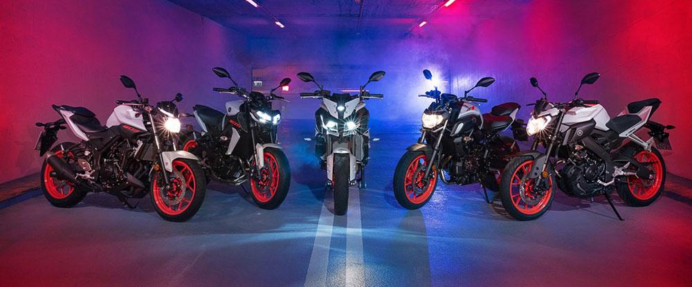 nueva Yamaha MT