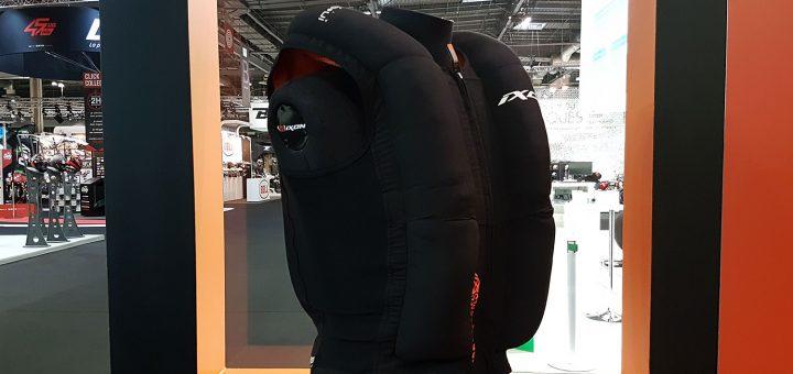 airbag electrónico moto IX-Airbag U03