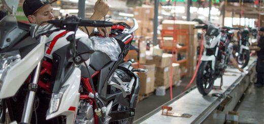 fabrica motos