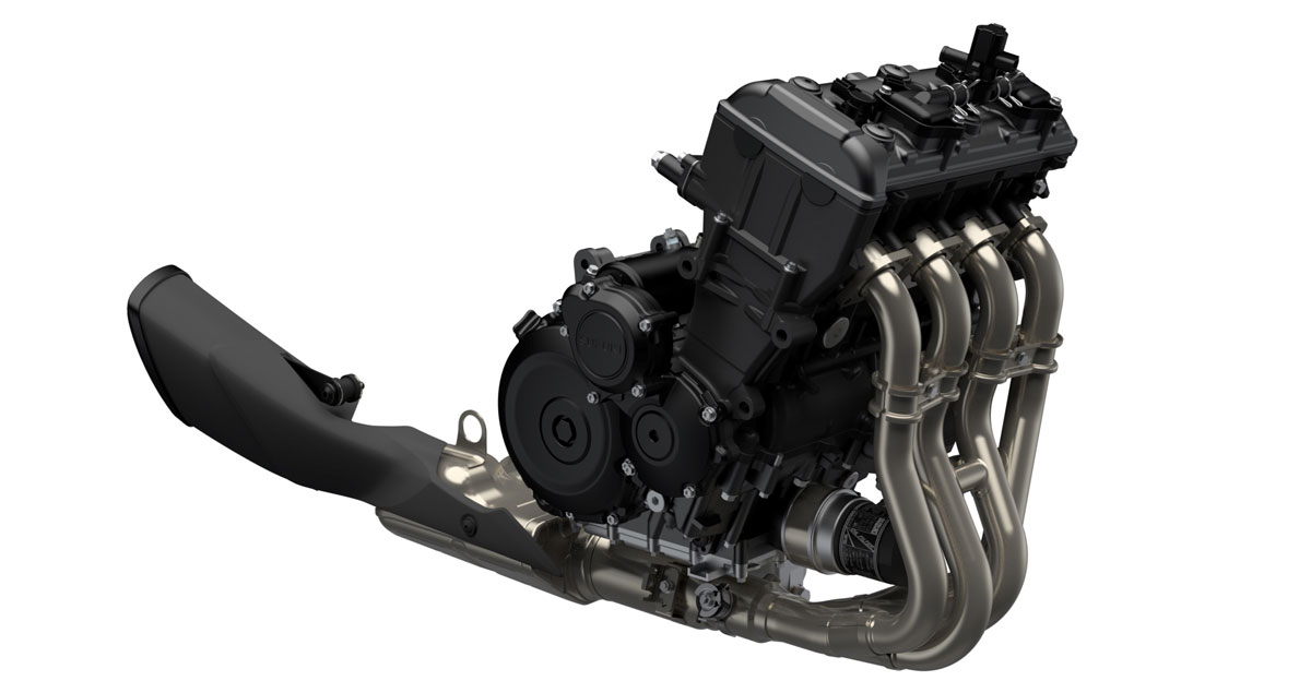 motor suzuki katana