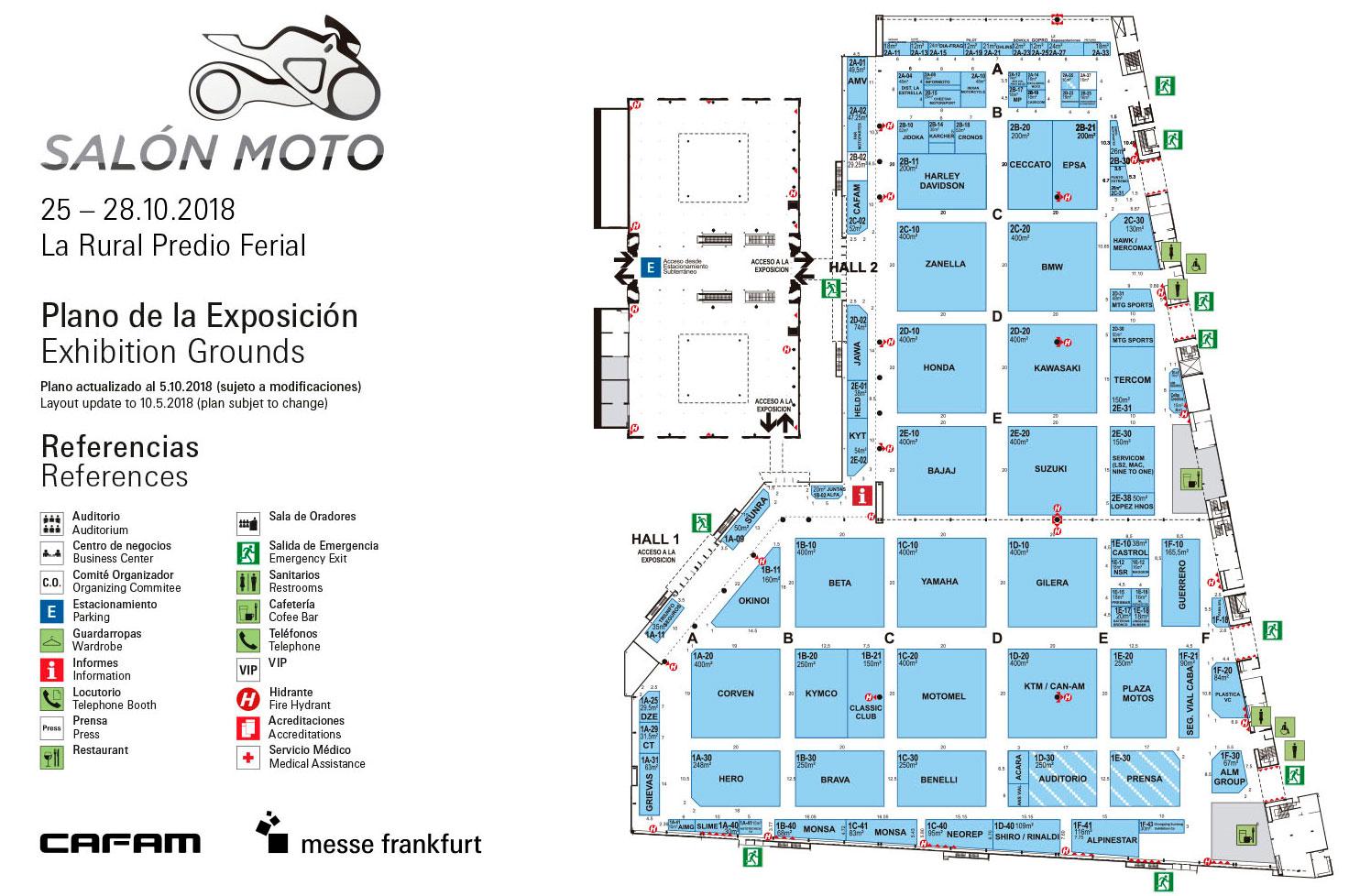 Salón Moto 2018 Buenos Aires: Todo lo que tenés que saber: precios de entradas, horarios y más