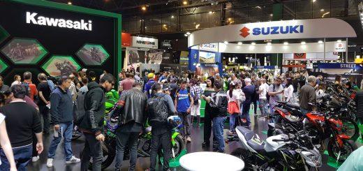 publico salon moto 2018