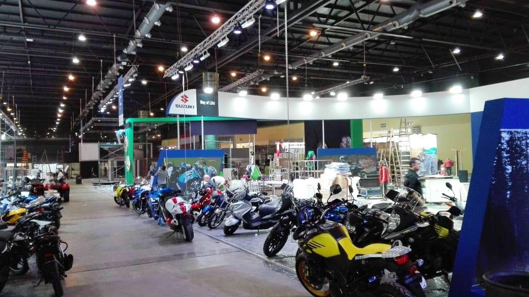 stands salon moto 2018