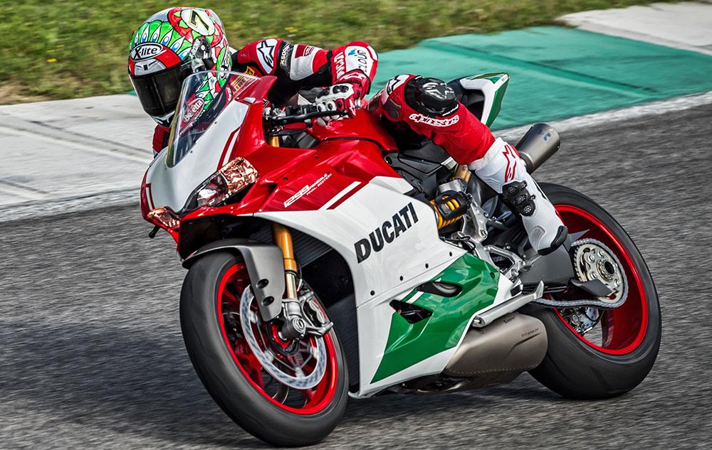 Salió de la fábrica de Ducati la última 1299 Panigale R Final Edition