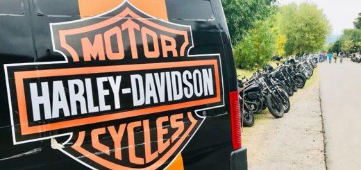 Travesía oficial de Harley-Davidson® a Chascomús