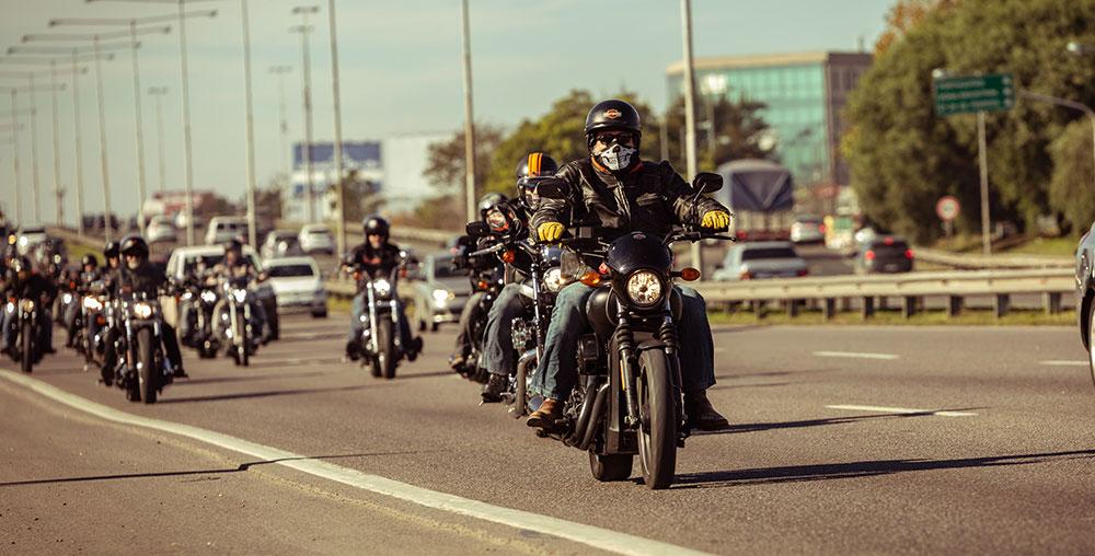 Primer travesía oficial de Harley- Davidson® del 2019